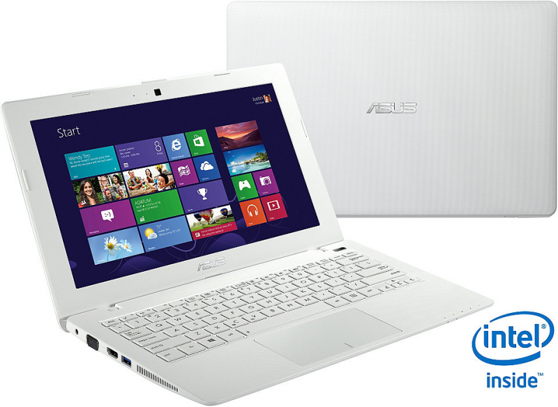 f66d0a2e3b73ac PC Portable ASUS Vivobook F200CA-KX020H - Intel Celeron 1007U, 4 Go, 500 Go,  GMA HD, 11.6 TFT, Windows 8, blanc, Garantie 1 an